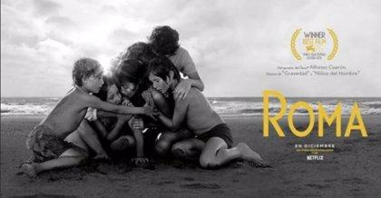 ¿Has visto cómo celebraron los miembros de 'Roma' los tres premios Oscar?