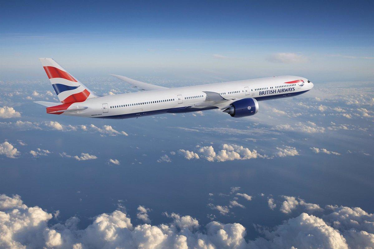 Resultado de imagen para British Airways Boeing 777-9