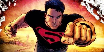 La 2ª temporada de Titanes ya tiene su Superboy