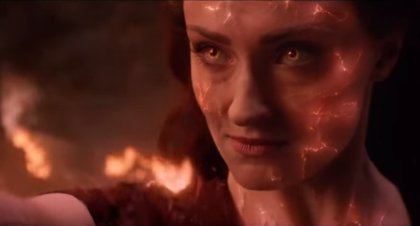 """Jean Grey """"va a matarnos a todos"""" en el épico tráiler de X-Men: Fénix Oscura"""