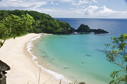 La Baia do Sancho en Brasil se convierte en la mejor playa del mundo