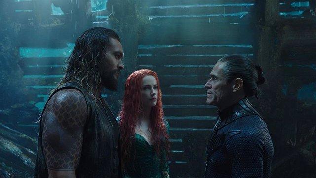 Jason Momoa en Aquaman