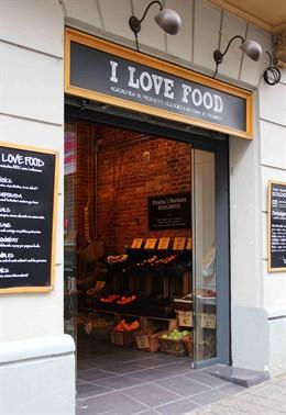 I Love Food traspasa su tienda bio en Barcelona para centrarse en la  distribución de productos ecológicos 299fa8f191a