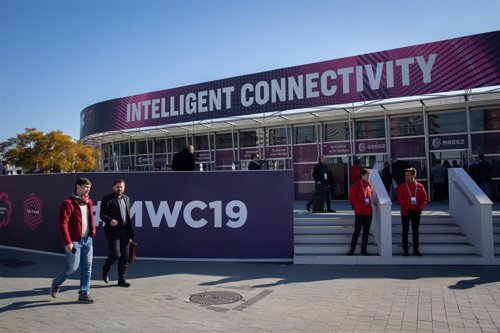 Fotos recursos del Mobile World Congress de Barcelona - MWC 2019