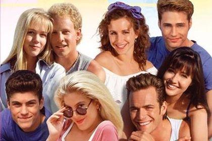 Sensación de vivir (Beverly Hills 90210) regresará este verano con su reparto original y gran giro argumental