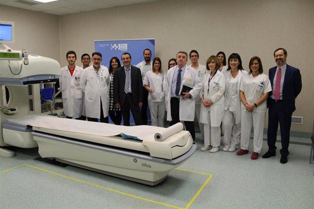 Salud incorporará una gammacámara para mejorar diagnóstico de enfermedades oncol