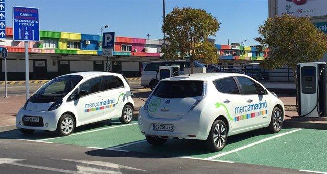 La recarga rápida para vehículos eléctricos llega a Mercamadrid