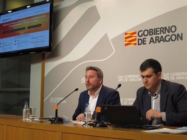 El Gobierno aragonés pone en marcha una web para informar, sensibilizar y cooper