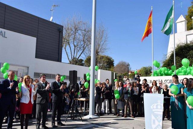 Sevilla.- Tomares celebra el 28F con un concierto de la escolanía, la polifónica