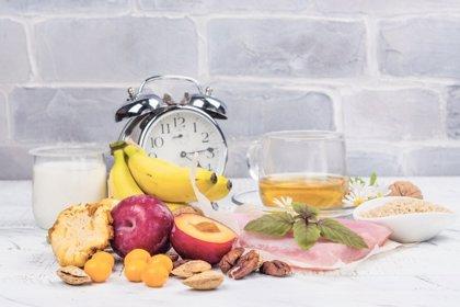 Cronoalimentación: reduce el riesgo de ganar peso