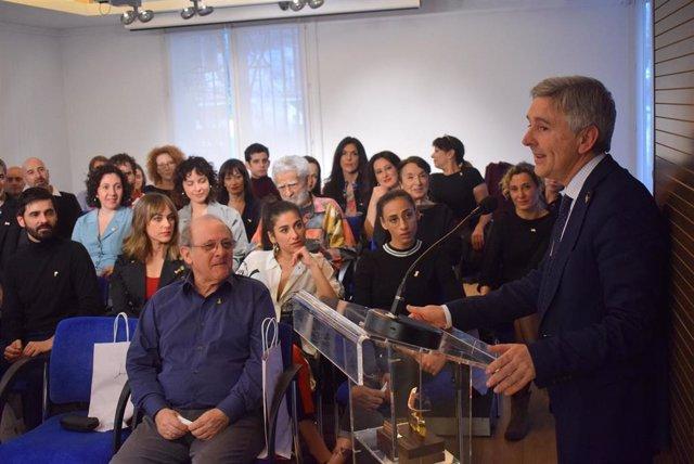 La Rioja Turismo patrocinará los premios de la Unión de Actores y Actrices