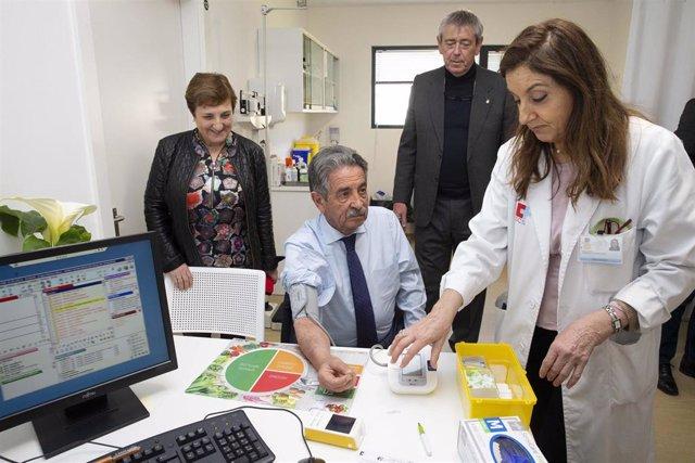 El nuevo consultorio de Ajo mejora los servicios sanitarios tras una inversión d