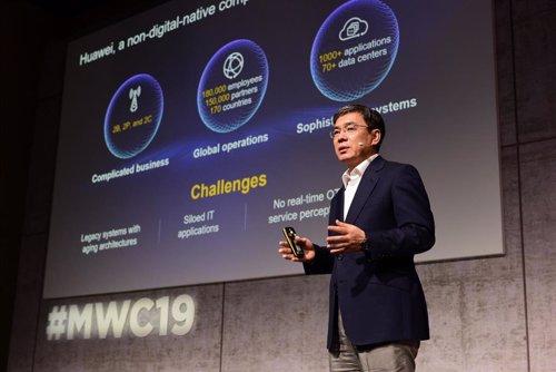 Unidad De Negocio De Empresas De Huawei