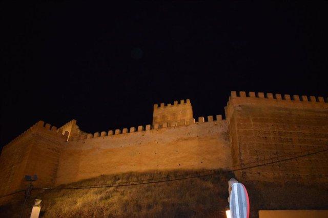 Nota Ayto. Guadix, 28 De Febrero (Encendido Alcazaba)
