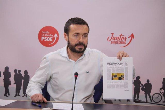 """PSOE llama """"oportunista"""" a Núñez y niega que decreto de inclusión favorezca el c"""
