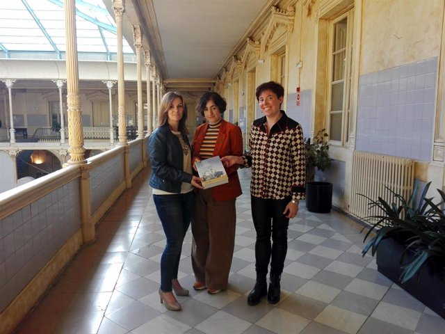 Cultura edita un libro sobre el patrimonio industrial de Navarra