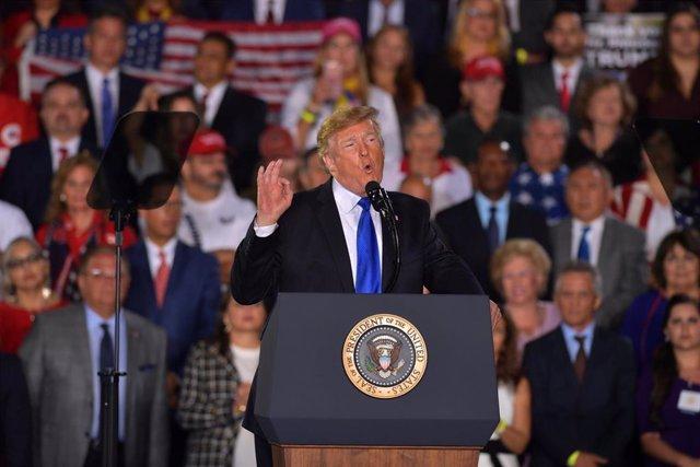 Donald Trump rally in Miami