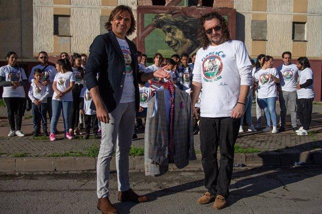 Álvaro Moreno colabora con un proyecto flamenco educativo en el Polígono Sur