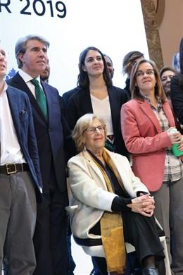 Carmena, Garrido, Maestre y Causapié