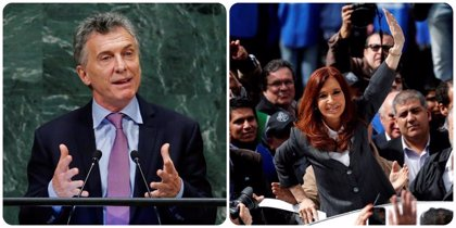 Mauricio Macri ya es tan poco popular como Cristina Fernández de Kirchner