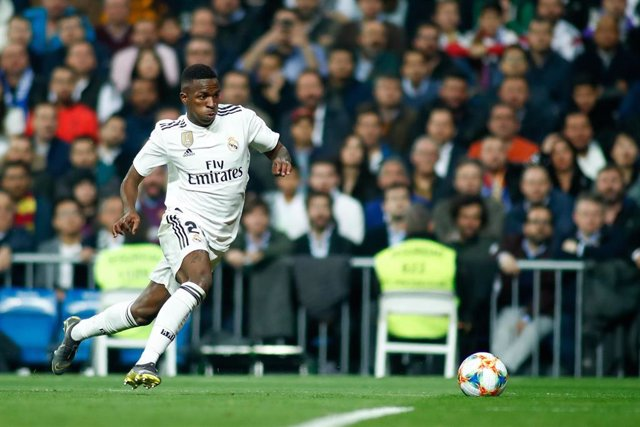 Vinicius Real Madrid FC Barcelona