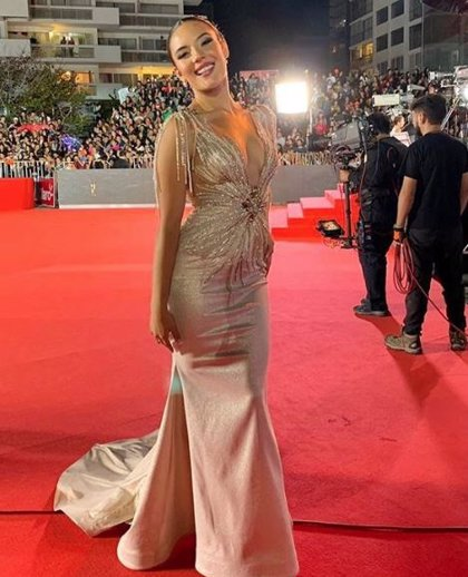 Chantal Gayoso, reina del Festival de Viña 2019