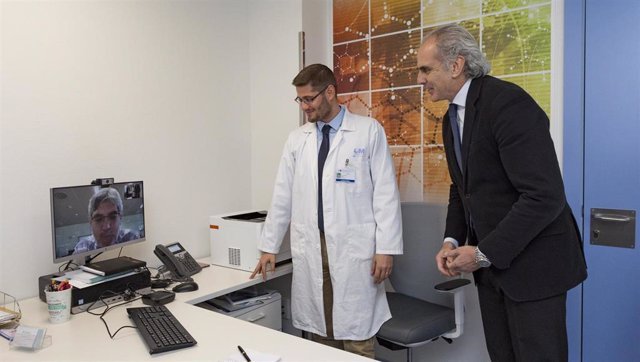 La Comunidad crea en el Hospital Gregorio Marañón un centro pionero en Europa pa