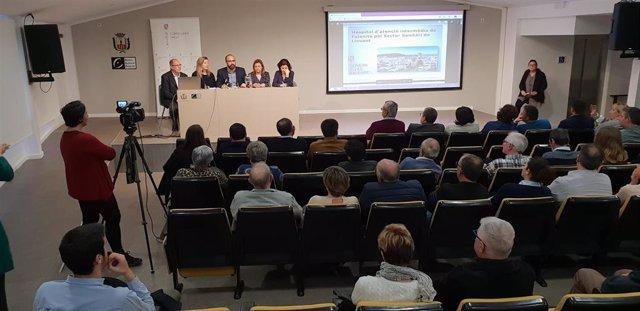 Presentación del proyecto del nuevo Hospital de Felanitx