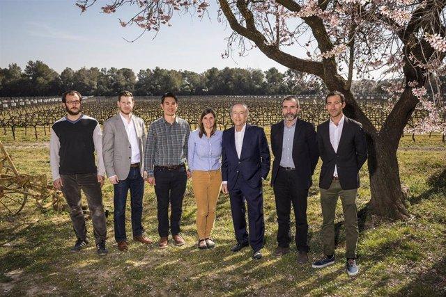 Familia Torres y Jackson Family Wines impulsan un grupo de trabajo para descarbo