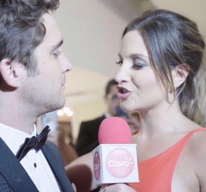 Acusan a la influencer chilena Daniela Palavecino de acosar al actor Diego Boneta