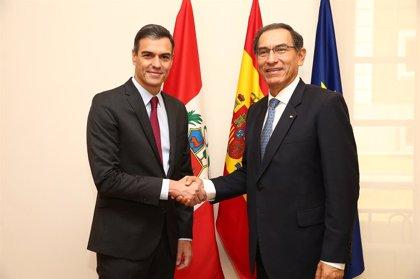 España colaborará con Perú en la celebración del bicentenario de su independencia