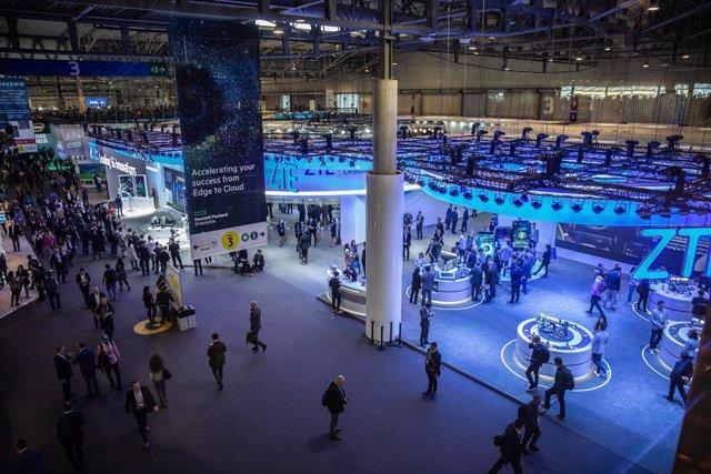 Conclou Mobile World Congress Barcelona - MWC 2019