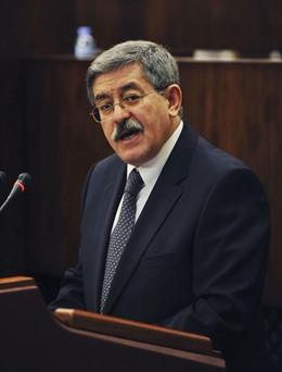 El primer ministro de Argelia, Ahmed Ouyahia