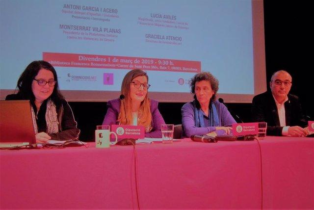 El 93% de los feminicidios en Catalunya fueron cometidos por personas conocidas,