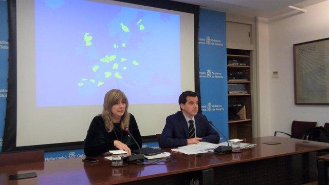 """Ollo afirma que Navarra """"ha recuperado la voz propia"""" en Europa"""
