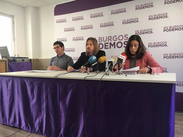 Podemos presentará una PNL para convertir a Burgos en capital de la lengua caste