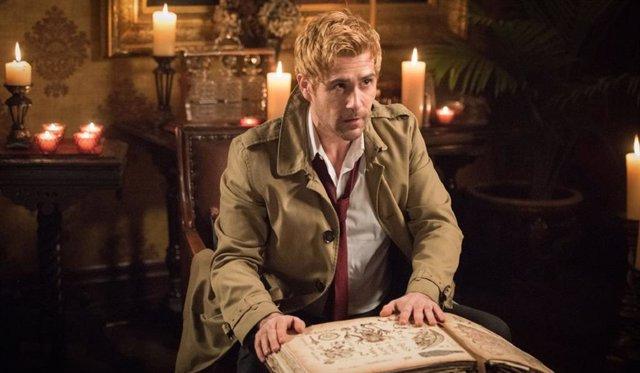 Matt Ryan volverá a ser Constantine