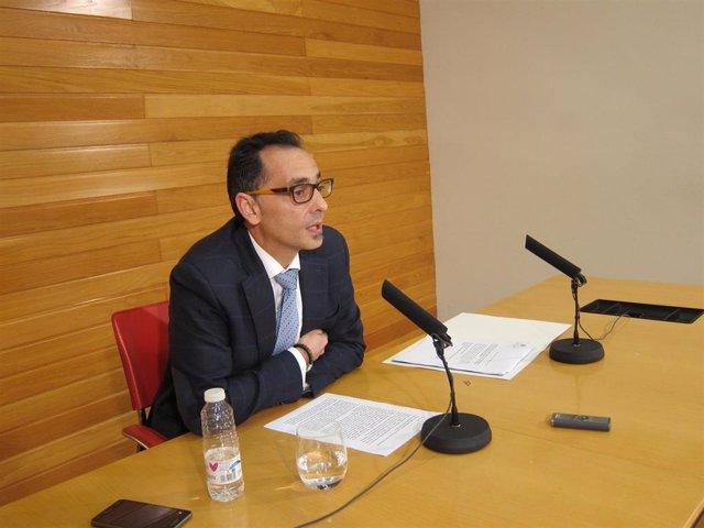 """Pedro Cristóbal critica """"las zancadillas"""" del alcalde de Terroba al """"impedir la"""