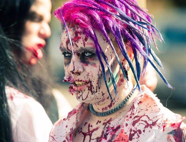 Lentillas de colores, Halloween, disfraz, lentillas fantasía, cosméticas