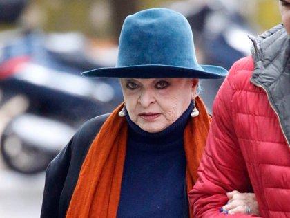 Miguel Bosé testificará este jueves en el juicio de su madre por apropiación de un dibujo de Picasso