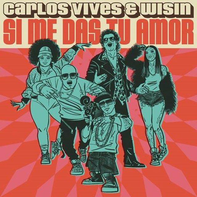 Carlos Vives y Wisin, contra los estereotipos mezclando vallenato y reguetón en