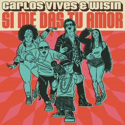 Carlos Vives y Wisin, contra los estereotipos a ritmo de vallenato y reguetón en 'Si me das tu amor'