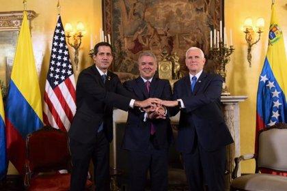EEUU lanza nuevas sanciones contra mandos policiales y militares de Venezuela