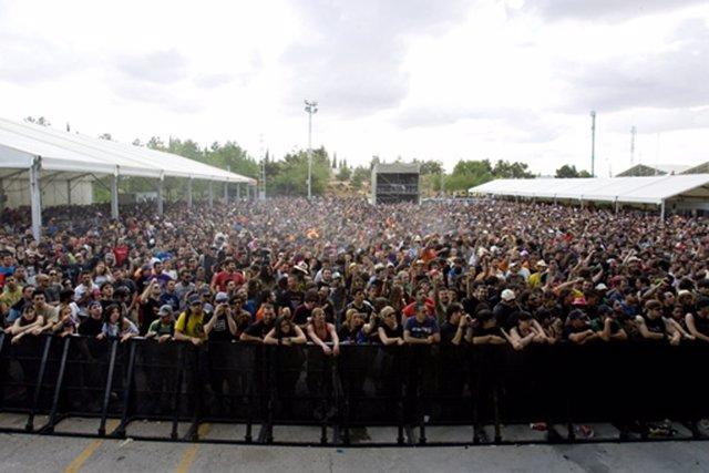 Festival Viña Rock, declarado Fiesta de Interés Regional