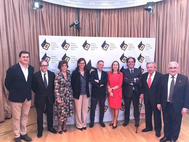 Fundación SM recibe el Premio Secretariado Gitano por mejorar la educación de lo