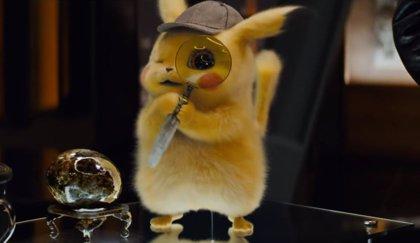Pokémon toma las calles de España con el tráiler de Detective Pikachu