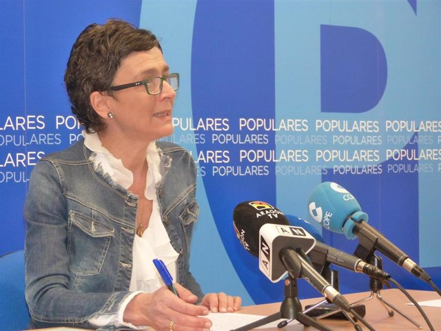 Ana Marín (PP) ha valorado el anuncio de reapertura de la Residencia 'Luis Buñue