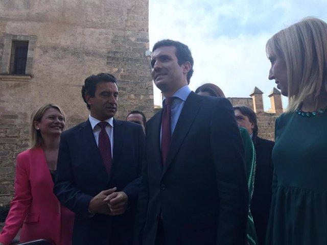 Pablo Casado a Palma de Mallorca