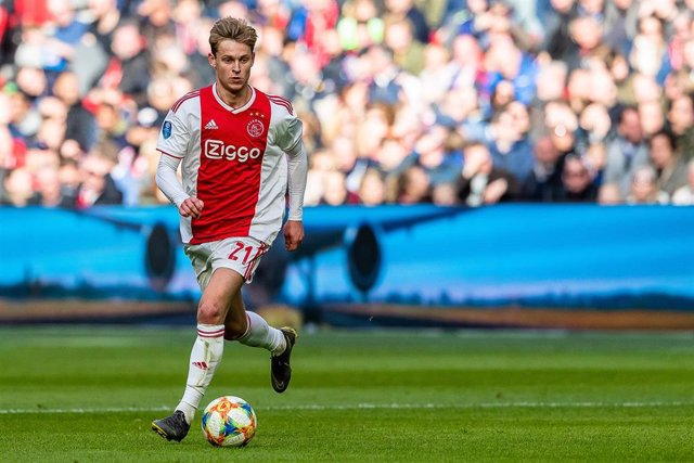 Netherlands:  Ajax vs NAC