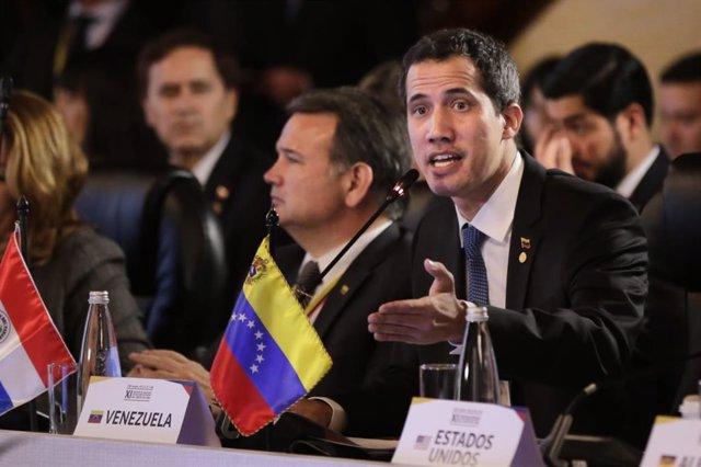 Lima Group meeting in Bogota